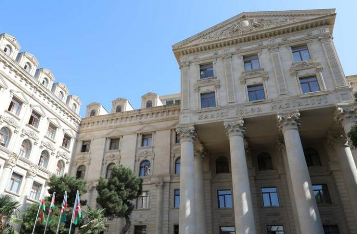 МИД Азербайджана ответил вице-премьеру Армении