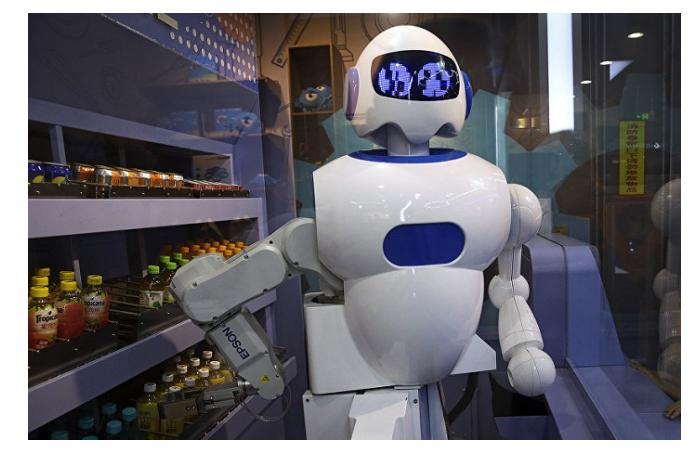 İnsanabənzər xidmət robotlarının sirri