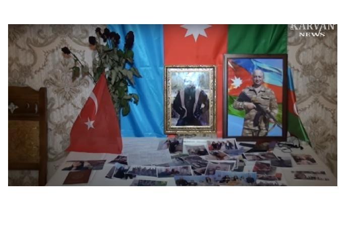 İkinci Qarabağ şəhidi Şıxməmmədov Hikmət - VİDEO