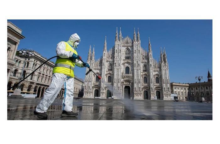 İtaliyada koronavirusa gündəlik yoluxma sayında artım müşahidə olunur