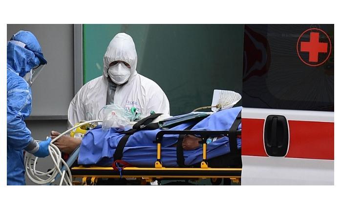 Braziliyada bir gündə 1555 nəfər koronavirusun qurbanına çevrilib