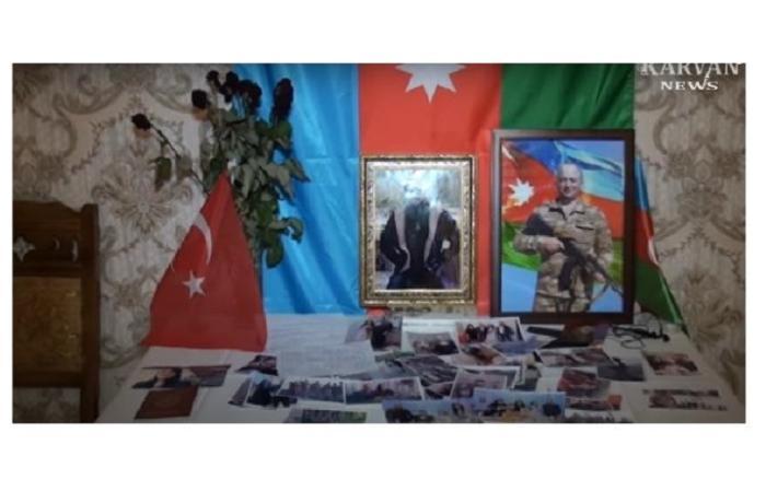 Шехид второй Карабахской войны - Хикмет Шихмаммедов (ВИДЕО)