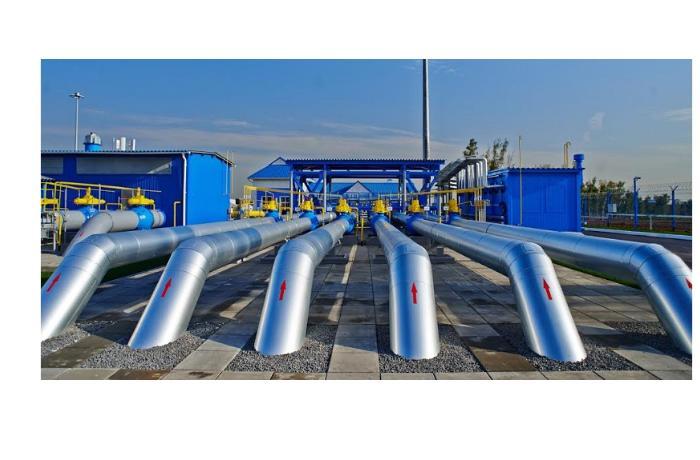 Резко увеличилась транспортировка газа по трубопроводу ТАP