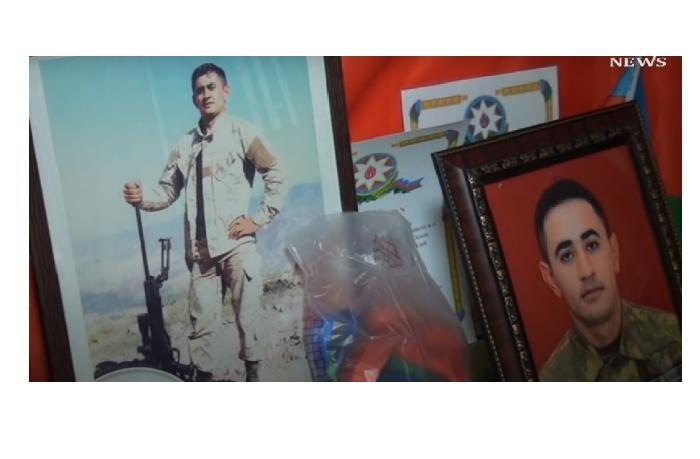 Руфат Маммедли - Шехид Второй Карабахской войны - ВИДЕО