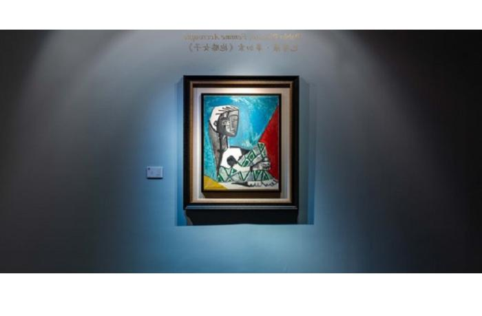 Pikassonun əsəri 25 milyon dollara satıldı