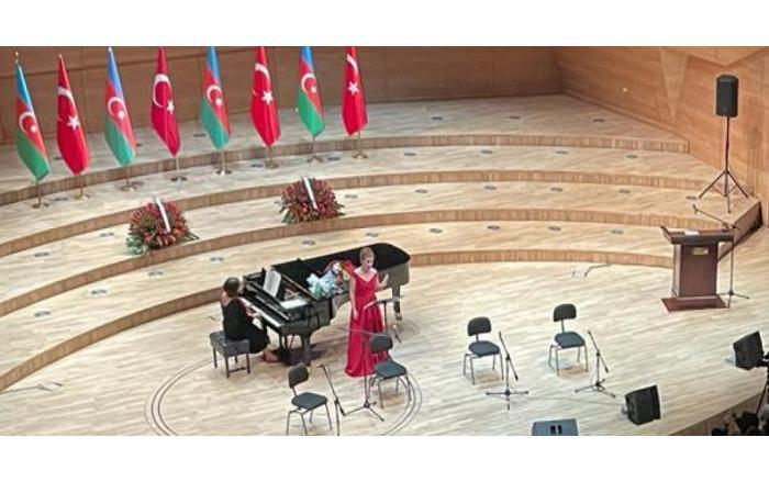 Ankarada Nizaminin 880 illiyi münasibətilə tədbirlər keçirilib