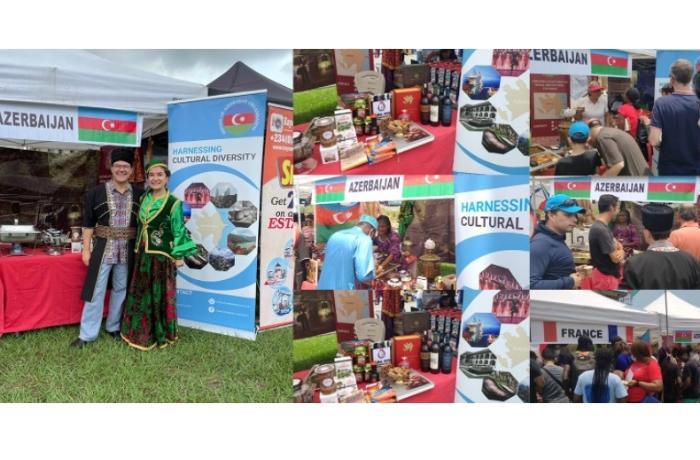 Azərbaycan Nigeriyada keçirilən mədəniyyət festivalında təmsil olunub