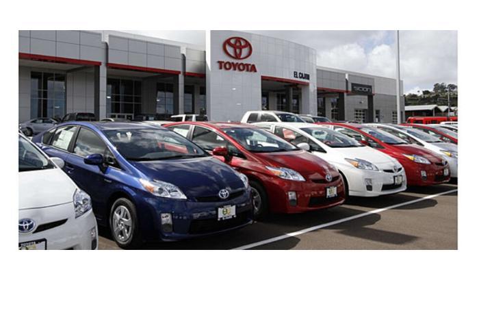 Toyota yeni modelini təqdim edəcək