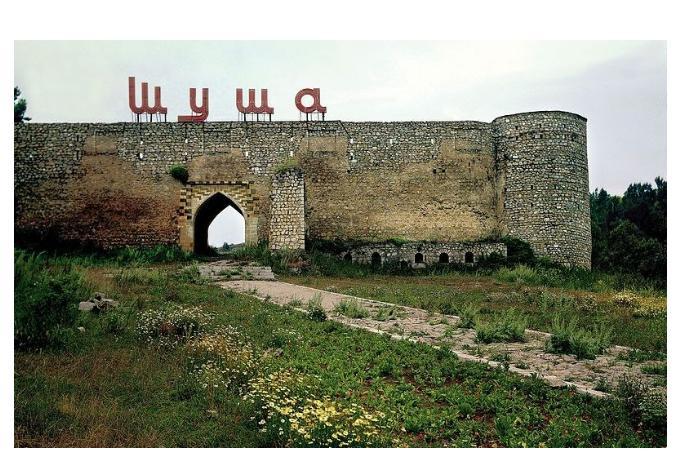 Начались работы по восстановлению Шушинской крепости