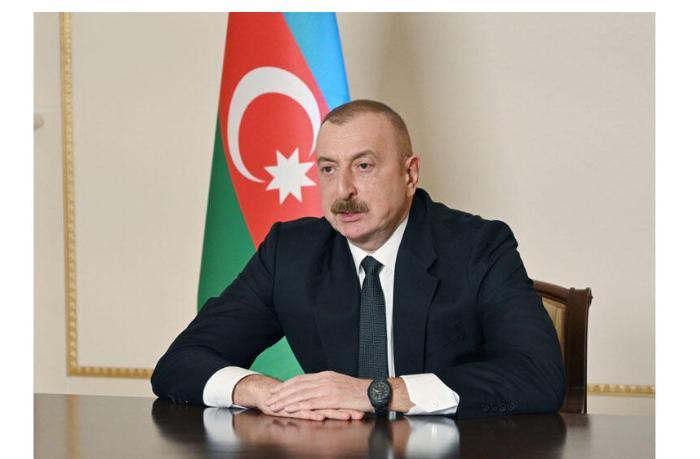 Президент Ильхам Алиев направил Реджепу Тайипу Эрдогану письмо
