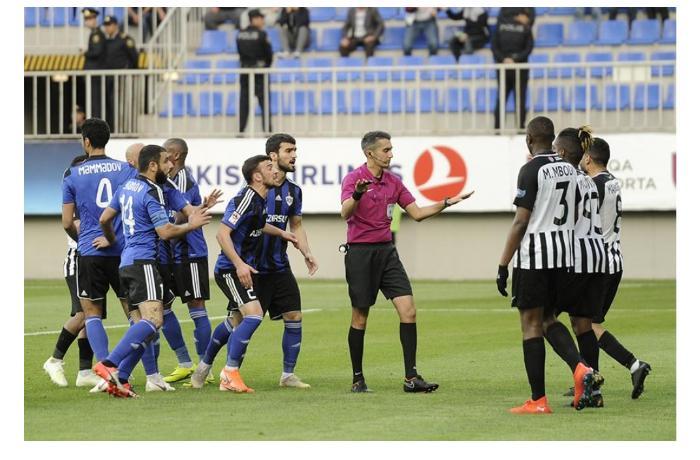 """Dinamo"" - ""Neftçi"" oyununun saatı açıqlandı"