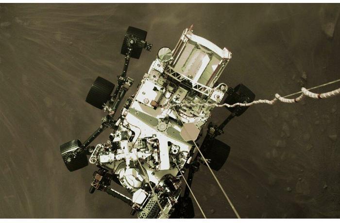 НАСА презентовало новый ролик с Марса - ВИДЕО