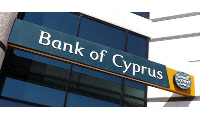 Убытки Bank of Cyprus в 2020