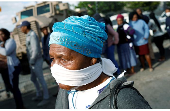 Вакцины AstraZeneca оказалась неэффективна от африканского вируса