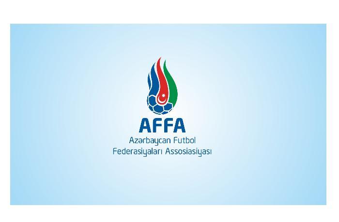 AFFA aşağı yaş qrupları üzrə yarışları bərpa edir