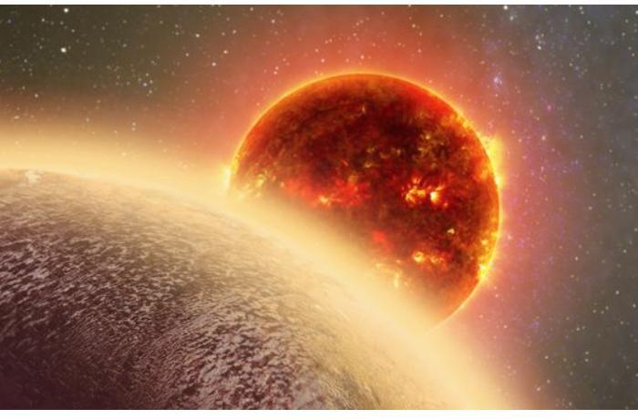 У одной из планет обнаружили атмосферный слой