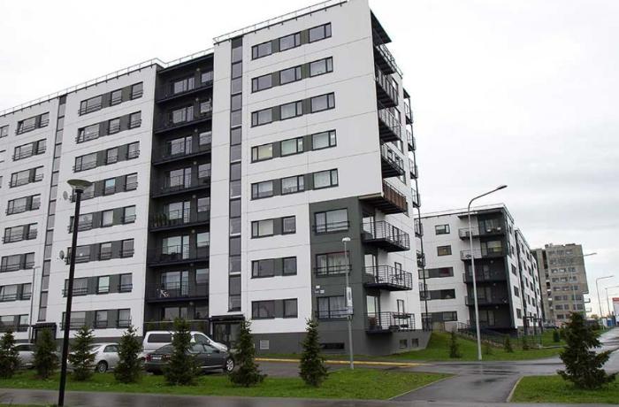 В Эстонии за год выросли цены на жилье
