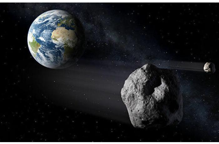 Сегодня мимо Земли пролетит крупнейший астероид