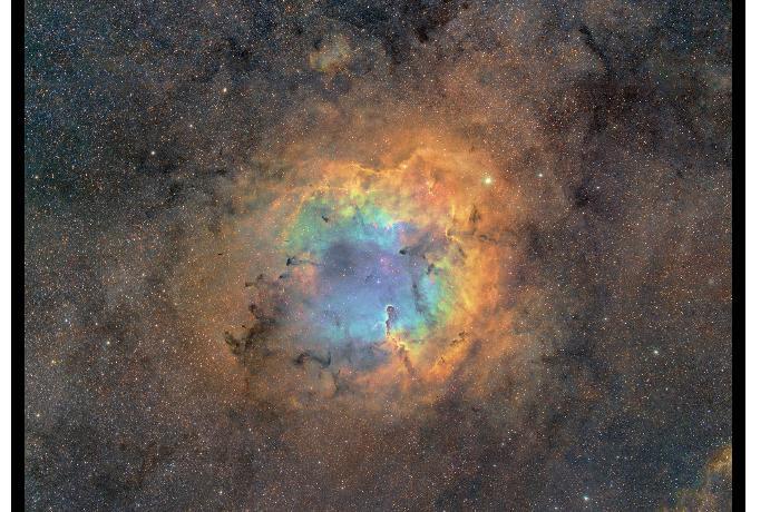 12 лет создавали самое крупное изображение Млечного Пути - ФОТО