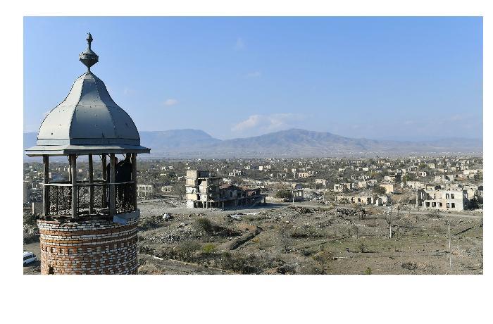 Би-би-си снял репортаж об азербайджанце, вернувшемся в Агдам спустя 27 лет - ВИДЕО