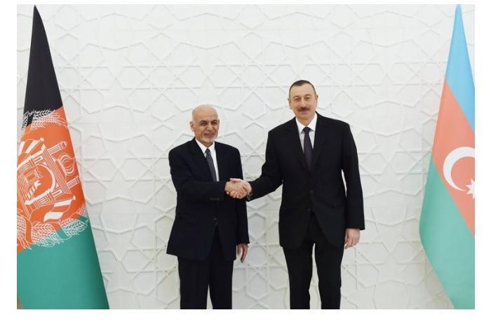 Президент Афганистана: Мне очень приятно поздравить моего брата Президента Алиева с историческим достижением