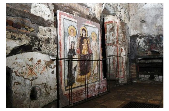 По инициативе Мехрибан Алиевой в Ватикане восстановят еще один исторический памятник