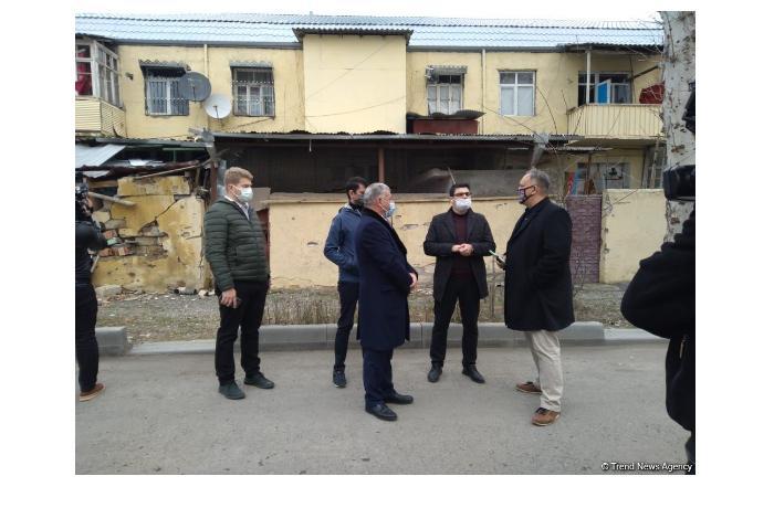 Американские эксперты стали свидетелями вандализма армян в Тертере