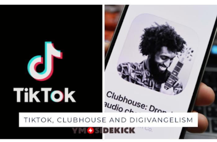 TikTok начал работу над аналогом Clubhouse для Китая — Reuters