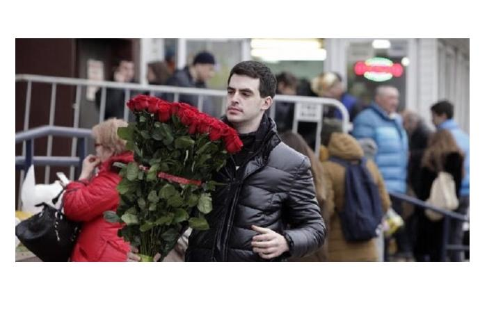 Цветы вошли в списки самых желанных подарков к 8 Марта