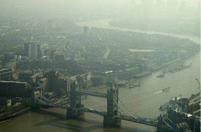 Великобританию могут оштрафовать за загрязнение воздуха