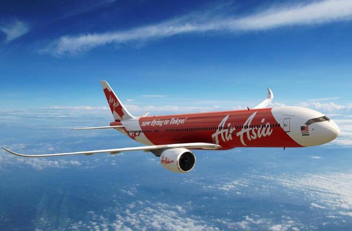 Малайзийская AirAsia решила запустить летающие такси в 2022 году