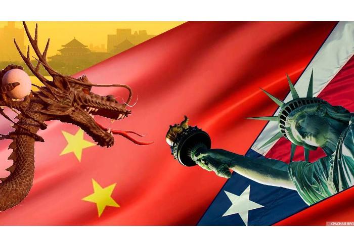 Китай призывает США отказаться от санкций введенные Трампом
