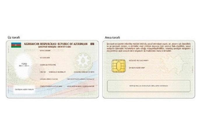 В Азербайджане предложено изменение в закон в связи с фото в удостоверениях личности