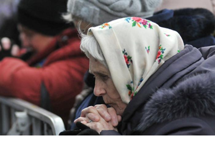 Пенсионный возраст граждан Украины повысят с 1 апреля