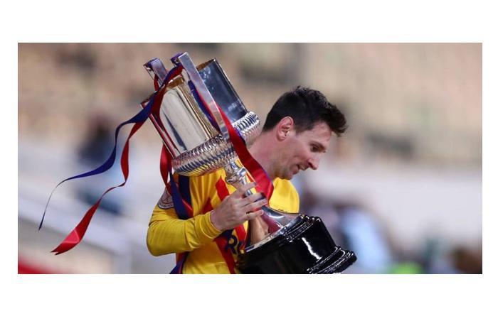 Messi rekordu təkrarladı