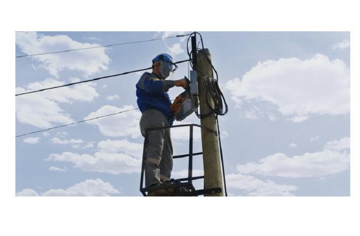 Hövsanda optik telekommunikasiya xidmətlərinin tətbiqinə başlanılıb