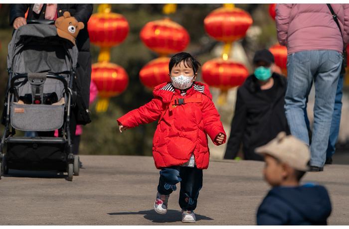 В Китае впервые с 1949 года наблюдается спад численности населения