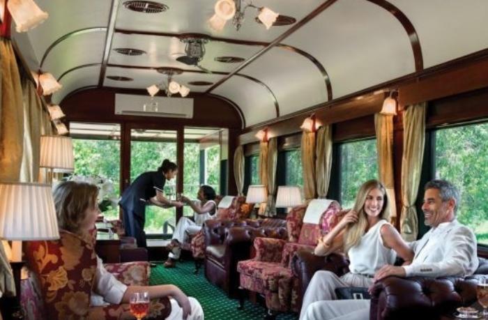 В Турции будет функционировать первый туристический состав класса люкс