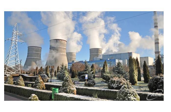 АЭС Украины выработали за сутки 255,92 млн кВт·ч