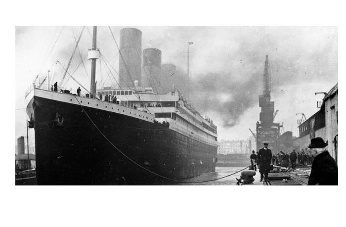 Titanikdə yazılan 109 illik məktub tapılıb