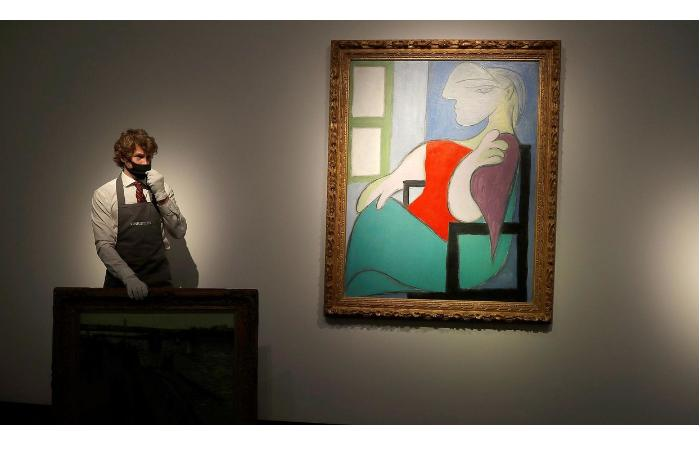 Картину Пабло Пикассо продали за $103,4 млн