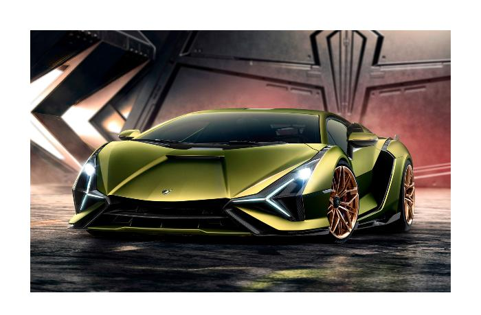 Lamborghini планирует перейти на электродвигатели