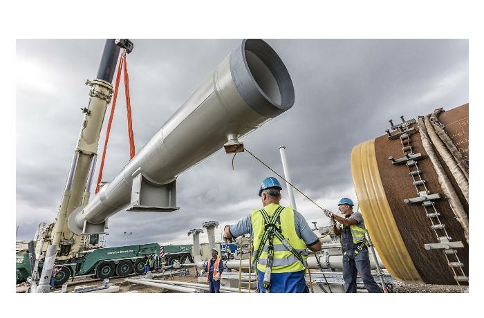 «Северный поток-2» заполнят газом уже завтра