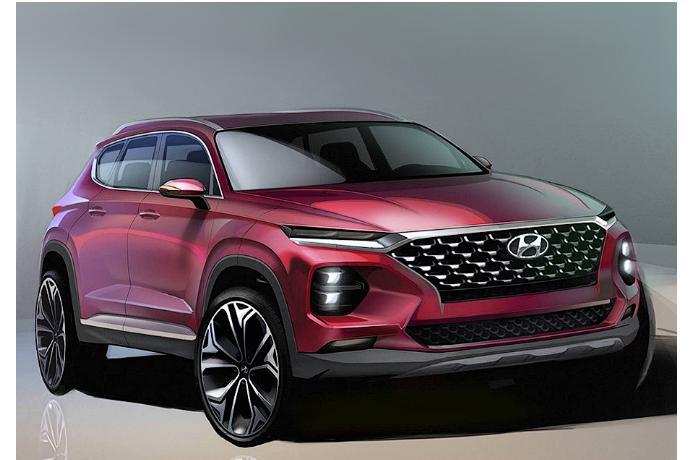 Новая модель кроссовера Hyundai Santa Fe выйдет раньше. Причина?
