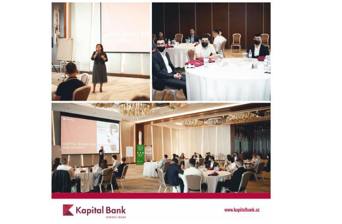 Kapital Bank запустил новую программу стажировки