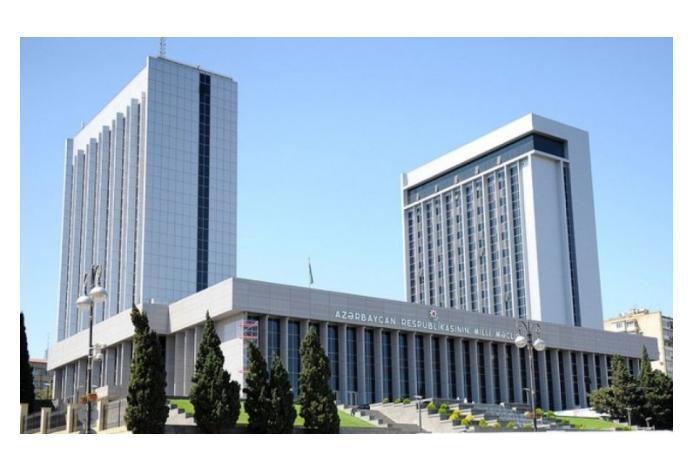 В Парламенте Азербайджана вынесен на обсуждение законопроект о городе Шуша