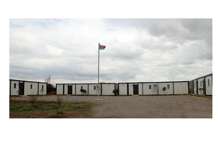 Состоялось открытие новых воинских частей в Агдаме и Ходжавенде