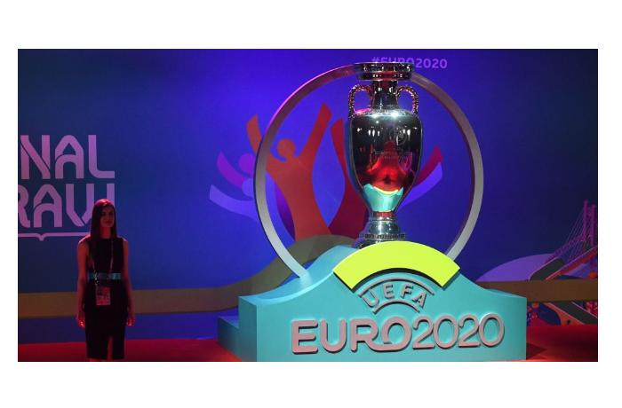 Стало известно время прибытия кубка Евро-2020 в Баку