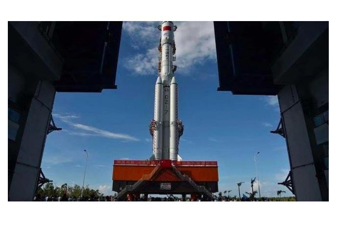 Китай завершил строительство еще одной крупной части космической станции