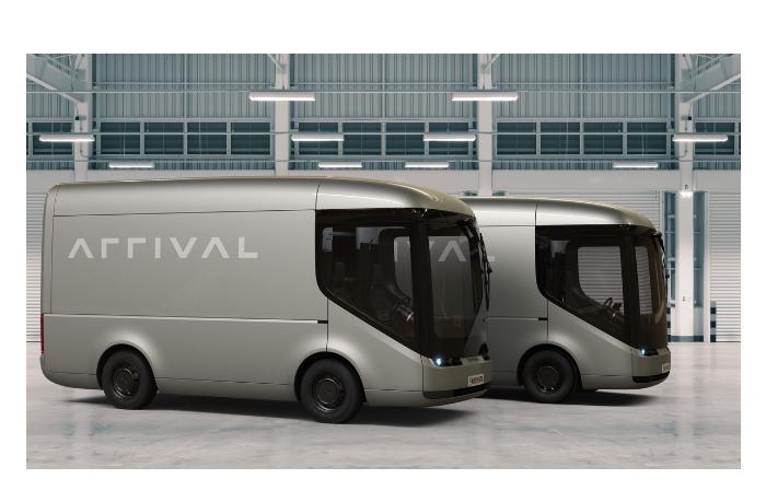 Будет разработан доступный городской электромобиль «Arrival Car»